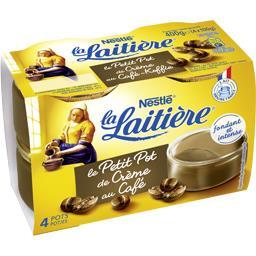 Le Petit Pot de Crème au café