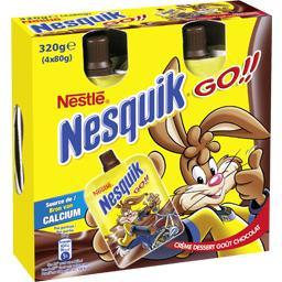 Nesquik - Crème dessert goût chocolat