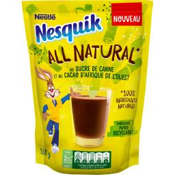 Nestlé Nestlé Chocolat Nesquik - Chocolat en poudre All Natural
