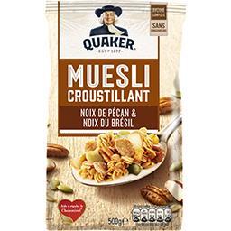 Golden Crisp - Céréales muesli noix pécan & noix Bré...