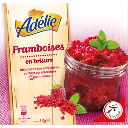 Adélie Framboises en brisures le sachet de 1 kg