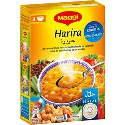 Soupe Harira halal