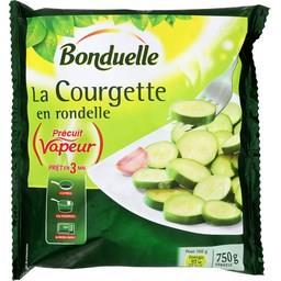 Vapeur - La Courgette en rondelle