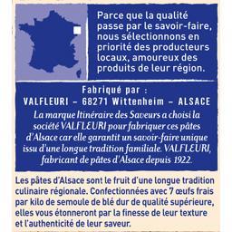 Nids d'Alsace, 7 œufs frais au kilo