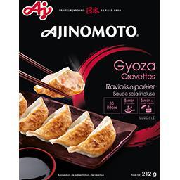 Ravioli à poêler Gyoza crevettes