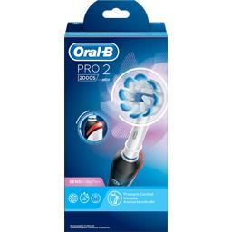 Oral B Brosse à dents électrique Pro 2 2000 S Sensi Ultrath...