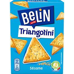 Biscuits apéritif Triangolini au sésame