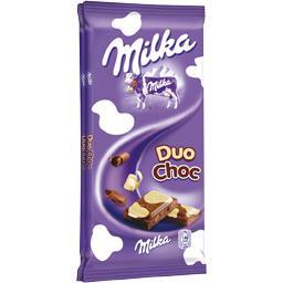 Chocolat au lait Duo Choc