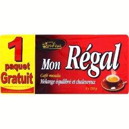 Café moulu, Mon Régal