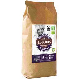 Café en grains Sumatra BIO