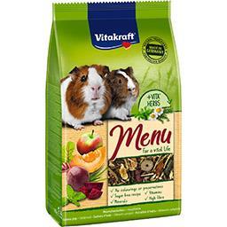Aliment pour cochons d'Inde Menu Vital