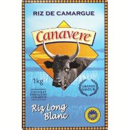 Riz long blanc de Camargue