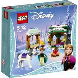 Disney - L'aventure Enneigée d'Anna Frozen