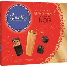 Assortiment l'Extra Gourmand chocolat noir