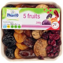 Mélange 5 fruits secs