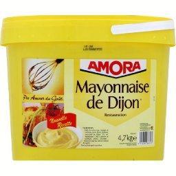 Restauration, mayonnaise de Dijon