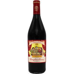 Le Père La Grolle Le père la grolle Beaujolais Nouveau, vin rouge la bouteille de 75 cl