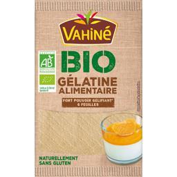 Gélatine alimentaire BIO