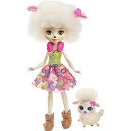 Mini-poupée Lorna brebis