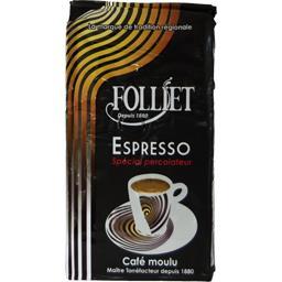 Café moulu Espresso spécial percolateur