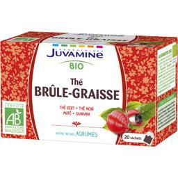 Thé Brûle-graisse arôme naturel agrumes BIO