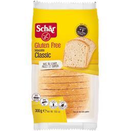 Pain de mie dans gluten