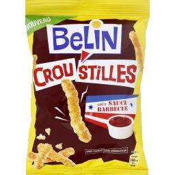 Croustilles - Spécialité à base de maïs goût barbecue