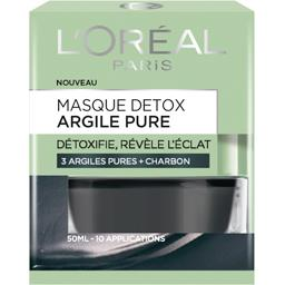 L'Oréal Argile Pure - Masque détox