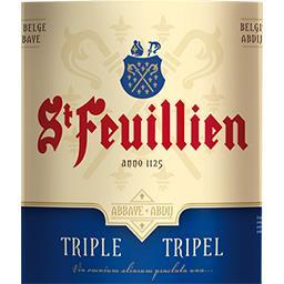 Bière triple