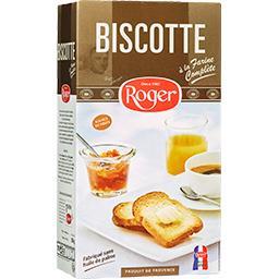 Biscotte Aixoise