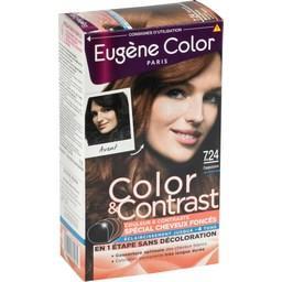 Color & Contrast - Coloration Cappuccino 7.24