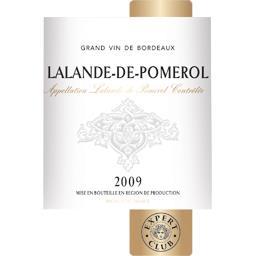 Lalande-de-pomerol, vin rouge