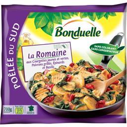 Poêlée du Sud - Mélanges de légumes La Romaine