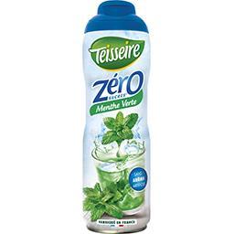 Zéro - Sirop de menthe