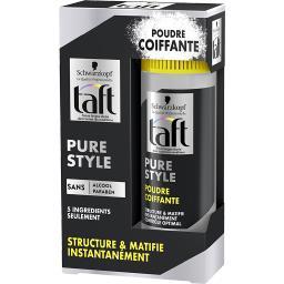Schwarzkopf Taft - Poudre coiffante Pure Style