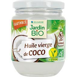 Jardin Bio Huile vierge de coco BIO