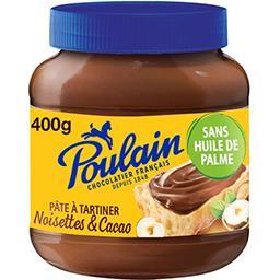 Pâte à tartiner noisettes & cacao