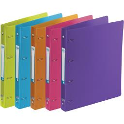 Classeur School Life 24x32 coloris assortis