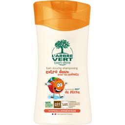 Bain douche shampooing extra doux pour les enfants p...