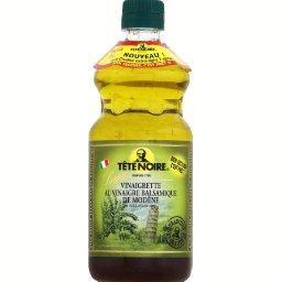 Tête Noire Sauce vinaigrette au vinaigre balsamique de Modène