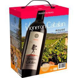 Vin de pays des Côtes Catalanes rouges