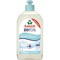 Liquide vaisselle peaux sensibles Zero%