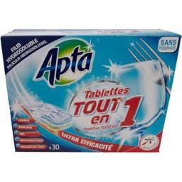 Tablettes de lavage Tout en 1