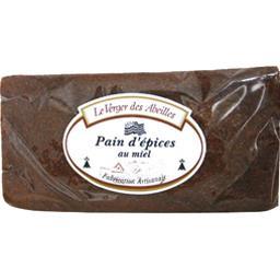 Le Verger des Abeilles Pain d'épices au miel le paquet de 250 g