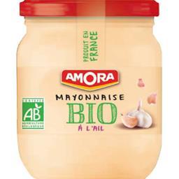 Mayonnaise à l'ail BIO