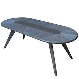 Table ovale 200 cm fusion