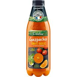 Gazpacho tomate basilic