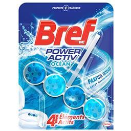 WC - Bloc WC Power Activ' parfum Boost Océan