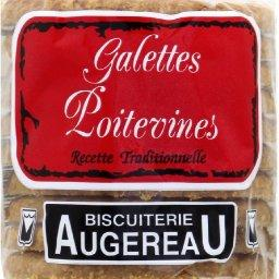 Augereau Biscuiterie  Galettes poitevines, recette traditionnelle
