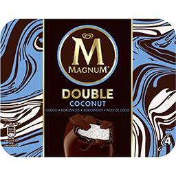 Glaces Double Coconut noix de coco